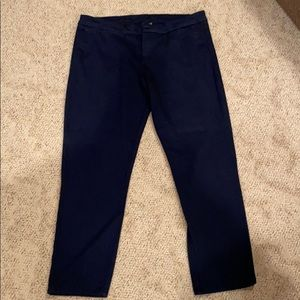 Kut from the Kloth navy dress pant 14S